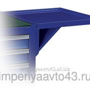 Полка инструментальная навесная, синяя МАСТАК 550-10457B фото