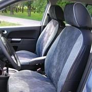 Автомобильные чехлы для сидений Ford Fusion фото