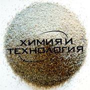 Кварцевый песок фото
