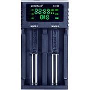Универсальное зарядное устройство LiitoKala Lii-S2 для АА, ААА, 18650, 16340 и др. с цифровым диспле фото