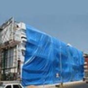 Тенты для накрытия строительных материалов 10мХ15м фото