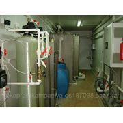 Блочно-модульная установка очистки сточных вод «Бмос» Биологическая очистка фото