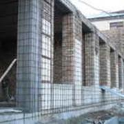 Усиление конструкций зданий фото