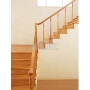 Лестницы натуральное дерево сосна, ольха фото