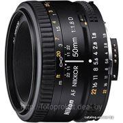 ПРОКАТ АРЕНДА профессионального объектива Nikon 50mm f/1.8D AF Nikkor фото