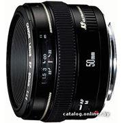 ПРОКАТ АРЕНДА профессионального объектива Canon EF 50mm f/1.4 USM фото