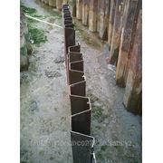 Сваи шпунтовые для укрепления береговой линии фото