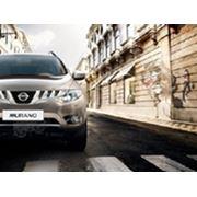 Внедорожник Nissan Murano New фото
