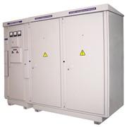 Конденсаторная установка высокого напряжения с автоматическим регулированием мощности фото