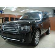 Джип Land Rover Range Rover Sport фото