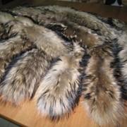 Пошив меховых опушек фото