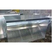 Изготовление вытяжных зонтов и фасонных изделий установка вентиляционных систем фото