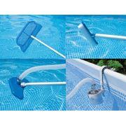 Профессиональная чистка бассейнов и фонтанов фото