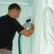 Химическая чистка жалюзи и штор фото