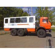 Вахтовый автобус 4208-10-13 фото