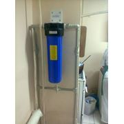 Монтаж и обслуживание фильтров холодного и горячего водоснабжения фото