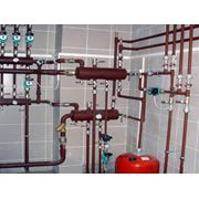 Монтаж систем отопления системы отопления системы отопительные отопление фото