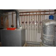 Ремонт систем отопления фото