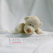 Одеяло детское MANTEROL Baby Malta хлопок 100% 110*140 см фото