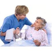 Сиделка для больного Услуги сиделки для больного фото