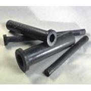 Чехлы защитные карбидкремниевые для термопар КК