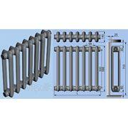 Радиатор МС-140М2-500 фото