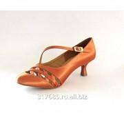 Туфли для стандарта Dancefox LST-110 фото