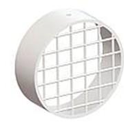 Дымоходы УТДК Насадка воздуховода для раздельной системы 80/80 фото