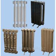Радиаторы отопления чугунные фото