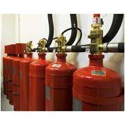 Системы охрано-пожарной сигнализации системы автоматического газового пожаротушения технологических помещений фото