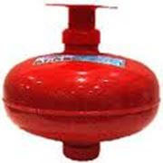 установка систем пожаротушения автономного фото