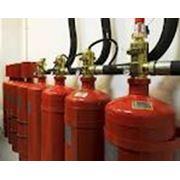 Газовое пожаротушение Газовое пожаротушение в Астане фото