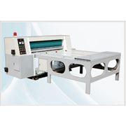 Оборудование для производства гофрированного картона гофрокартона гофротары Rotary soft roller die cutting machine фото