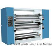 Сектор клеевой Double Layer Glue Machine GA-S-240 оборудование для производства гофрокартона фото
