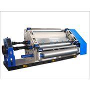 Гофропресс для производства двухслойного гофрированного картона SF-I-280 Single Facer элемент линии по производству гофрированного картона оборудование для изготовления гофрокартона фото