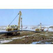 Строительство трубопроводов, водоводов и коллекторов фото