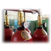 Модуль газового пожаротушения (МГП) фото