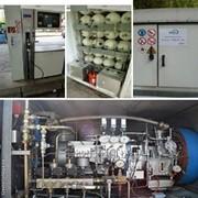 Модульная газовая заправка биометан АГНКС АЗС фото