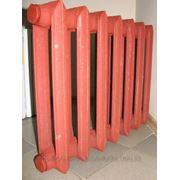 Чугунные радиаторы фото