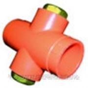 Крестовина для двух спринклерных головок ХПВХ BlazeMaster® фото