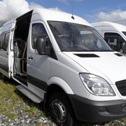 Микроавтобус Mercedes-Benz Sprinter 515CDI MRT Plus (19+1+7) фото