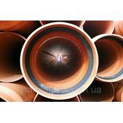 Труба ПВХ SDR 41 (SN4) Dn 400, 2000 мм фото