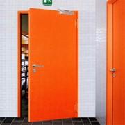 Противопожарная дверь DoorHan одностворчатая 1200х2140 мм фото