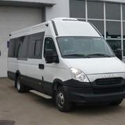 Пассажирский автобус Iveco Daily фото