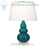 Robert Abbey EG33X Small Triple Gourd Table Lamp, настольная лампа фото