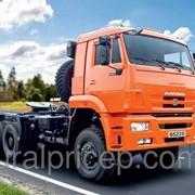 Полноприводный тягач Камаз 65225-6012-43, Евро 4 новый фото