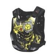 Scoyco Защита груди и спины (черепаха) АМ06 желтая фото