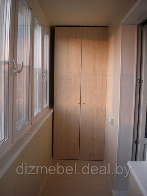 Шкаф на балкон мастер михаил. - остекление - каталог статей .