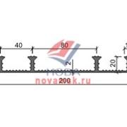 Гидрошпонка ХО-240-4-25 ПВХ фото