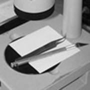 Установление исполнителя рукописи или подписи. фото
